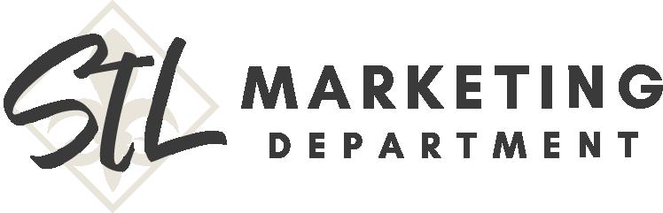 St. Louis Marketing Department Logo